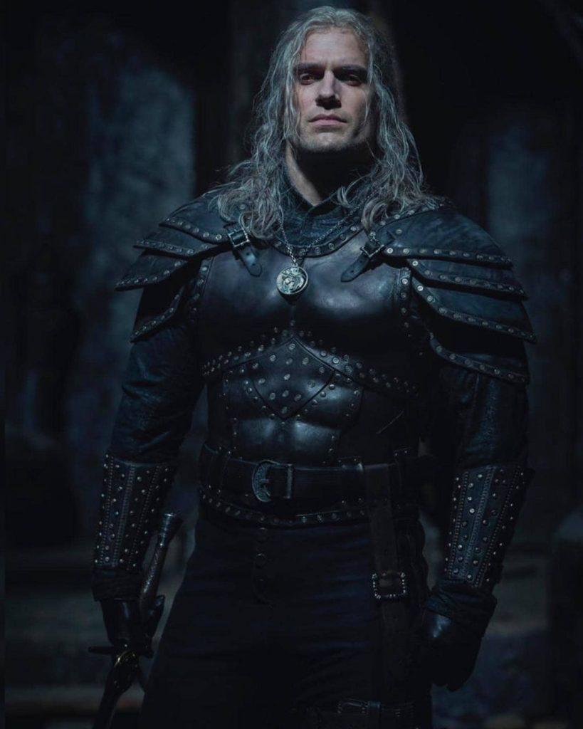 Актер Генри Кэвилл. Ведьмак.