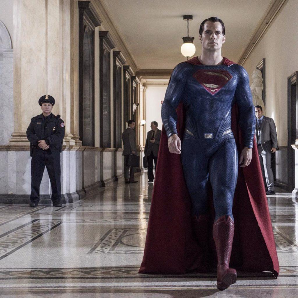 Актер Генри Кэвилл. Супермен.