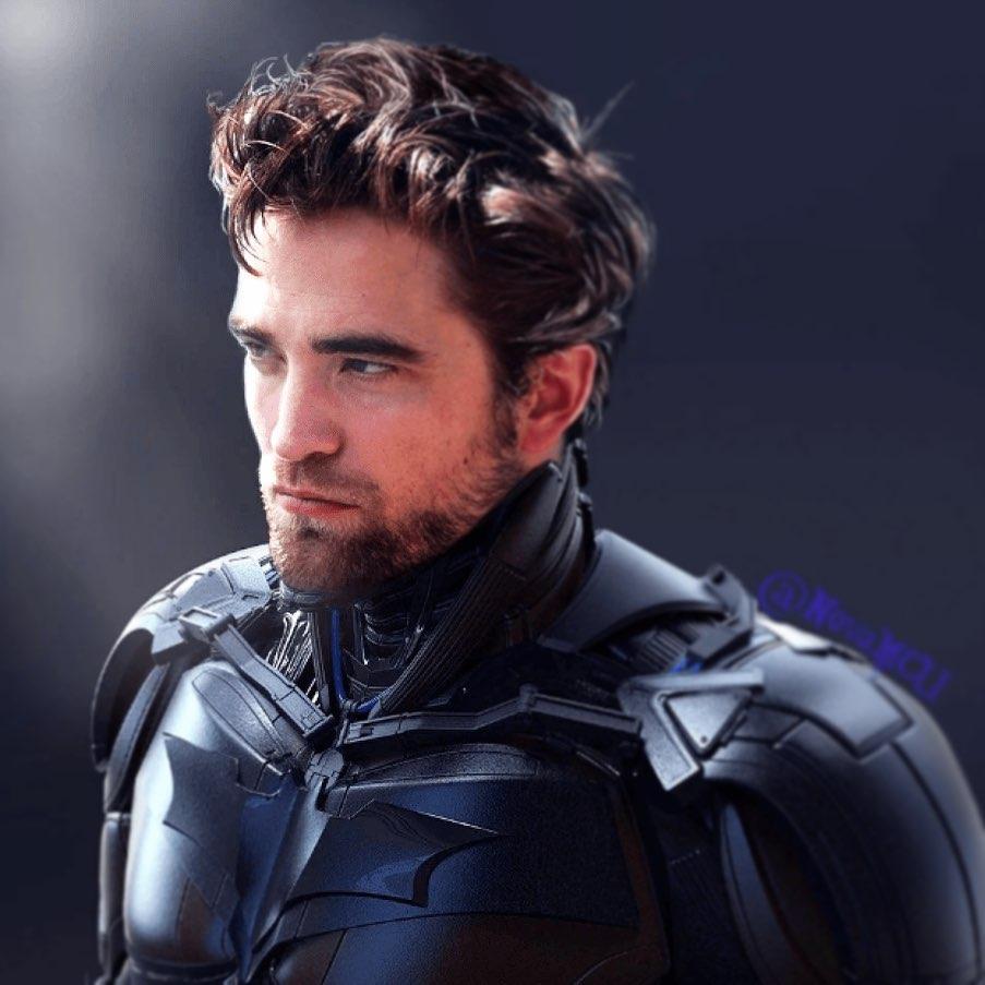 Актер Роберт Паттинсон. Новый Бэтмен, 2022