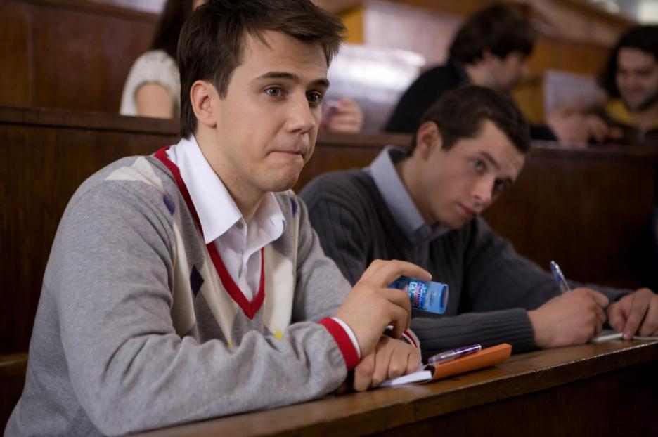 Актер Иван Жидков в кино молодой.