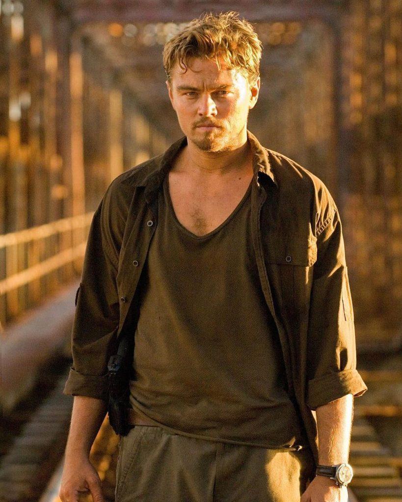 актер Леонардо Ди Каприо (Leonardo DiCaprio) в фильме Кровавый Алмаз.