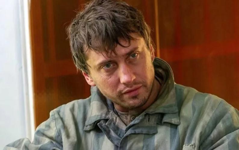 Российский киноактер Павел Прилучный