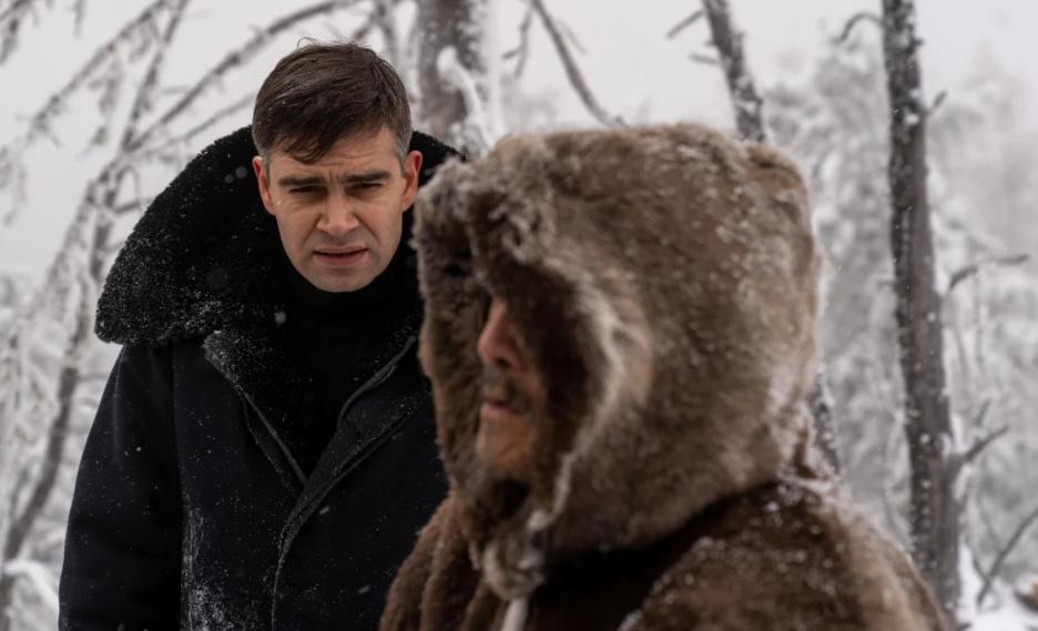 Киноактер Петр Федоров