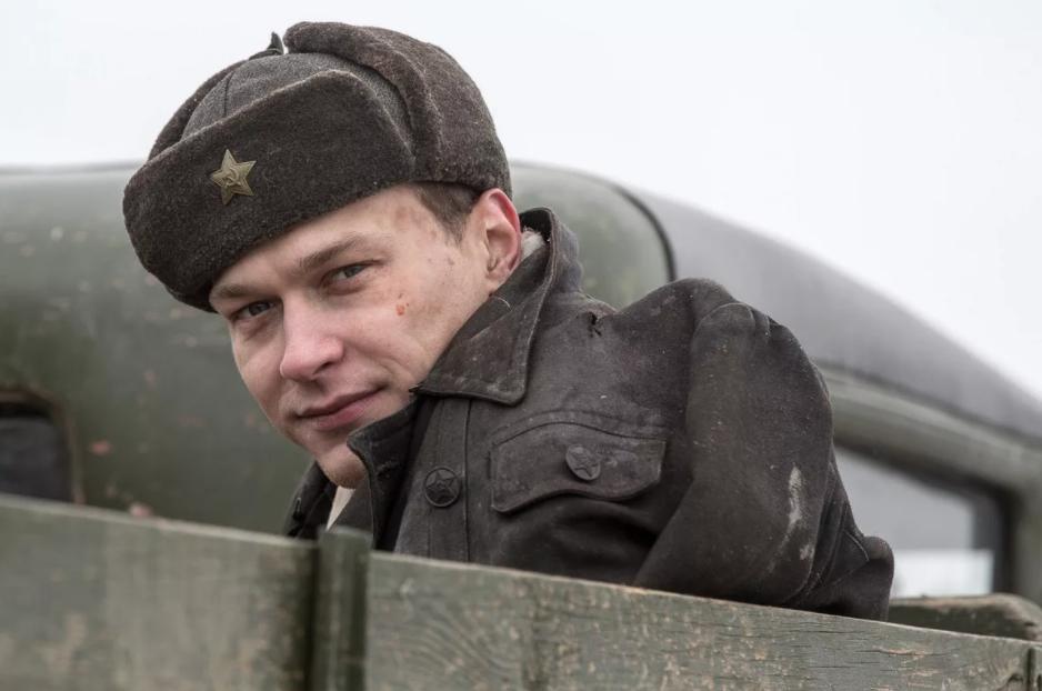 Киноактер Юрий Борисов